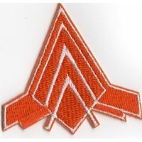 Ecusson Battlestar Galactica insigne des pilotes de Viper