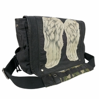Sac besace The Walking Dead modèle ailes de Daryl grand format