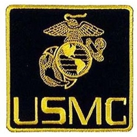 Ecusson des Marines corps de Gibbs dans NCIS