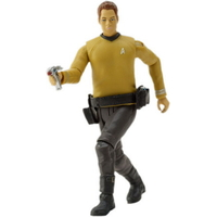 Figurine Kirk Warp collection Playmates toys de 2009