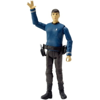 Figurine Spock Warp collection Playmates toys de 2009