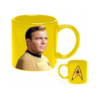 Tasse Star Trek officielle modèle Kirk