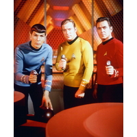Photo officielle Star trek classic 20x25cm