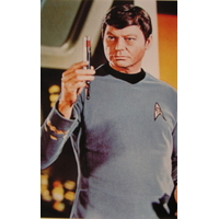 Photo officielle Star trek classic Mc Coy 10x15cm