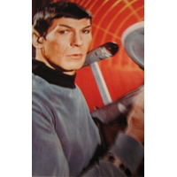 Photo officielle Star trek classic Spock 10x15cm