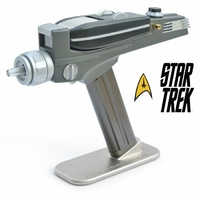 Réplique Phaser star trek telecommande universelle