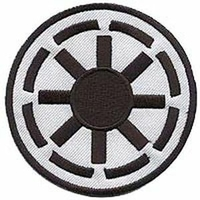 Ecusson Star Wars symbole pilotes Clones