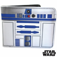 Portefeuille Star Wars officiel modèle D2R2