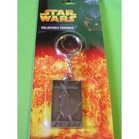 Porte cles Star Wars officiel modèle Jedi