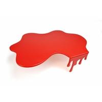 Décor tache de sang en plastique planche à decouper