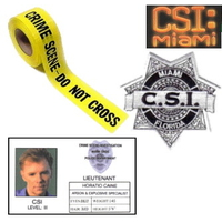 Lot Les Experts Miami Horatio Caine