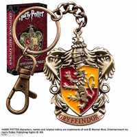Porte cle officiel Harry potter blason Gryffondor