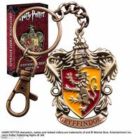 Porte cle officiel Harry potter blason Gryffondor