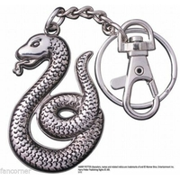 Porte cle officiel Harry potter logo Serpentard