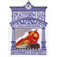 Ecusson du train Poudlard Express vu dans Harry Potter