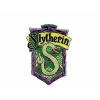 Blason de l'école de Serpentard vu dans Harry Potter