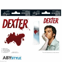 Planche Autocollants  officiels Dexter