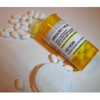 Réplique du tube de médicaments de Gregory House
