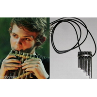 Pendentif once upon a time réplique flute de Peter Pan