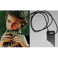 Pendentif once upon a time réplique flute de Peter Pan