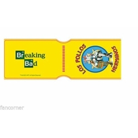Porte cartes Breaking Bad modèle Los pollos hermanos officiel