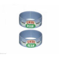 Bracelet Friends officiel modèle Central perk en silicone
