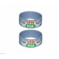 Bracelet Friends officiel modèle Central perk en silicone