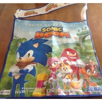 SEGA grand sac de promo du jeu Sonic Boom SDCC 2014