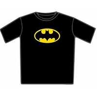 Tee Shirt officiel logo Batman classic