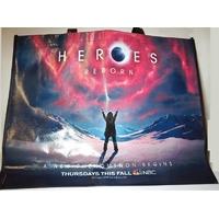 Heroes Reborn sac shopping de promotion spécial comic con 2015