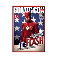 Comic con 2016 magazine Tv Guide special comic con The Flash