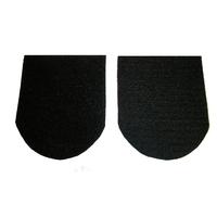 Velcros noirs male et femelle pour ecusson cosplay