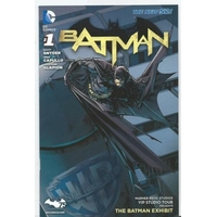 Bande dessinée Batman the new 52 edition spéciale