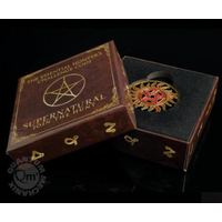 Piece de collection Supernatural symbole anti possession piece hunter's challenge