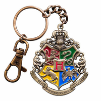 Porte cle officiel Harry potter symbole de Poudlard