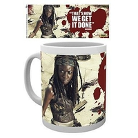 Tasse officielle the Walking dead Michonne Mug The walking dead