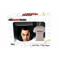 Lot tasse et porte cles the Big bang Theory motif Sheldon