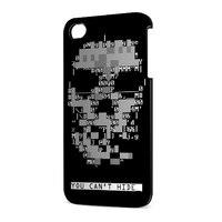 Coque iphone 5 et 5S Watch dogs modèle Skull coque gaming