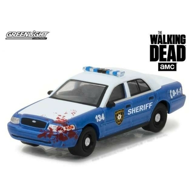 voiture-police-rick-grimes