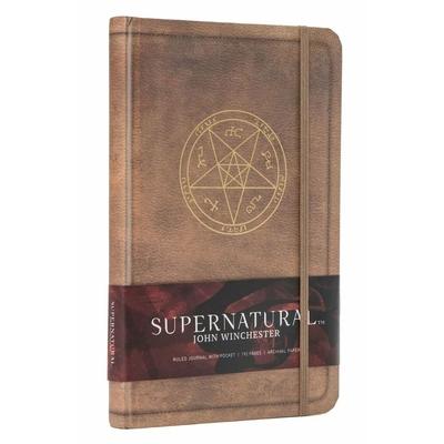 carnet-supernatural-john-winchester