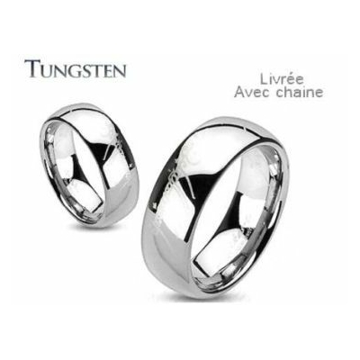 bague-seigneur-des-anneaux-tungsten-blanc