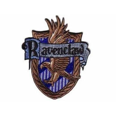 Ecusson de l 39 embleme de serdaigle vu dans harry potter fan - Blason serdaigle ...