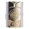 Star Wars étui à cartes de visite C3PO 10 cm Star wars C3PO