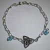 Bracelet Charmed Symbole Pouvoir des 3