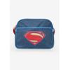 Sacoche officielle Superman sac à bandoulière logo superman nouveau style