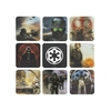 Star Wars Rogue One Pack 8 sous verres
