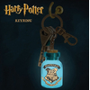 Harry potter porte cles officiel Poudlard lumineux porte clés Hogwarts light up keyring