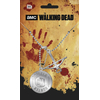 Pendentif officiel The walking dead modèle walker