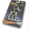 Porte clés officiel Retour vers le futur porte clés BTTF Flux capacitor keychain