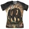 Tee shirt Supernatural t- shirt femme Supernatural tee shirt join the hunt